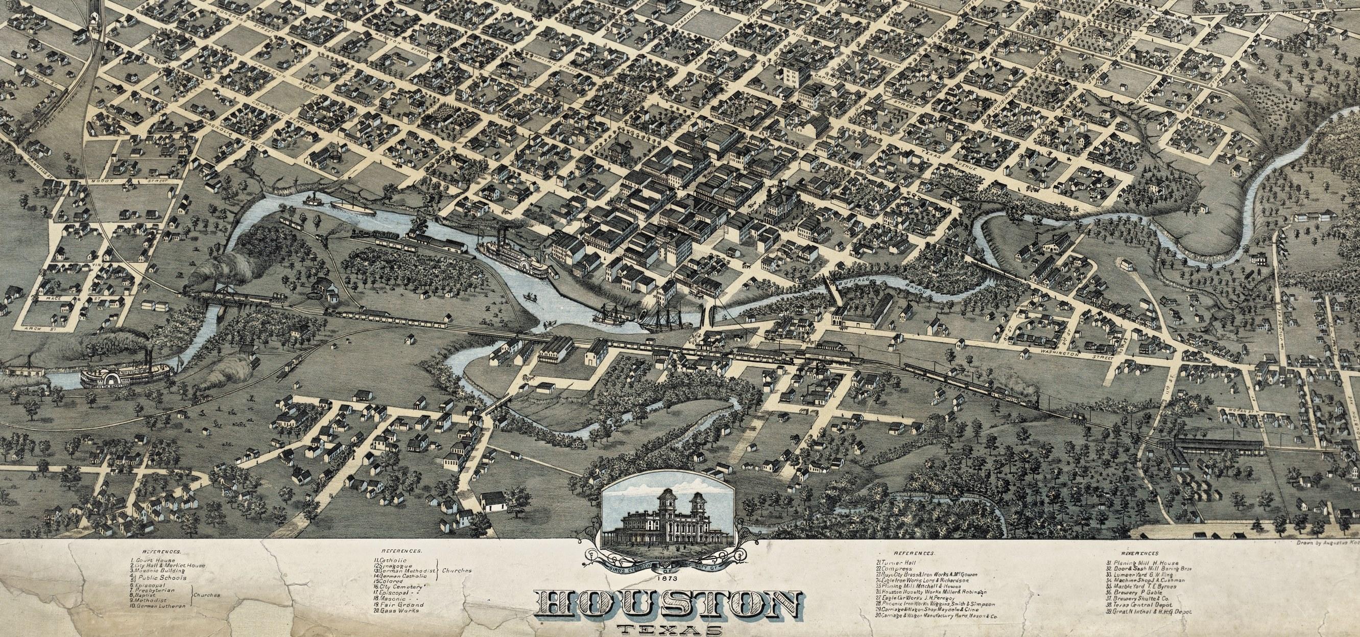 Houston History & Timeline - Houston Visitors Bureau