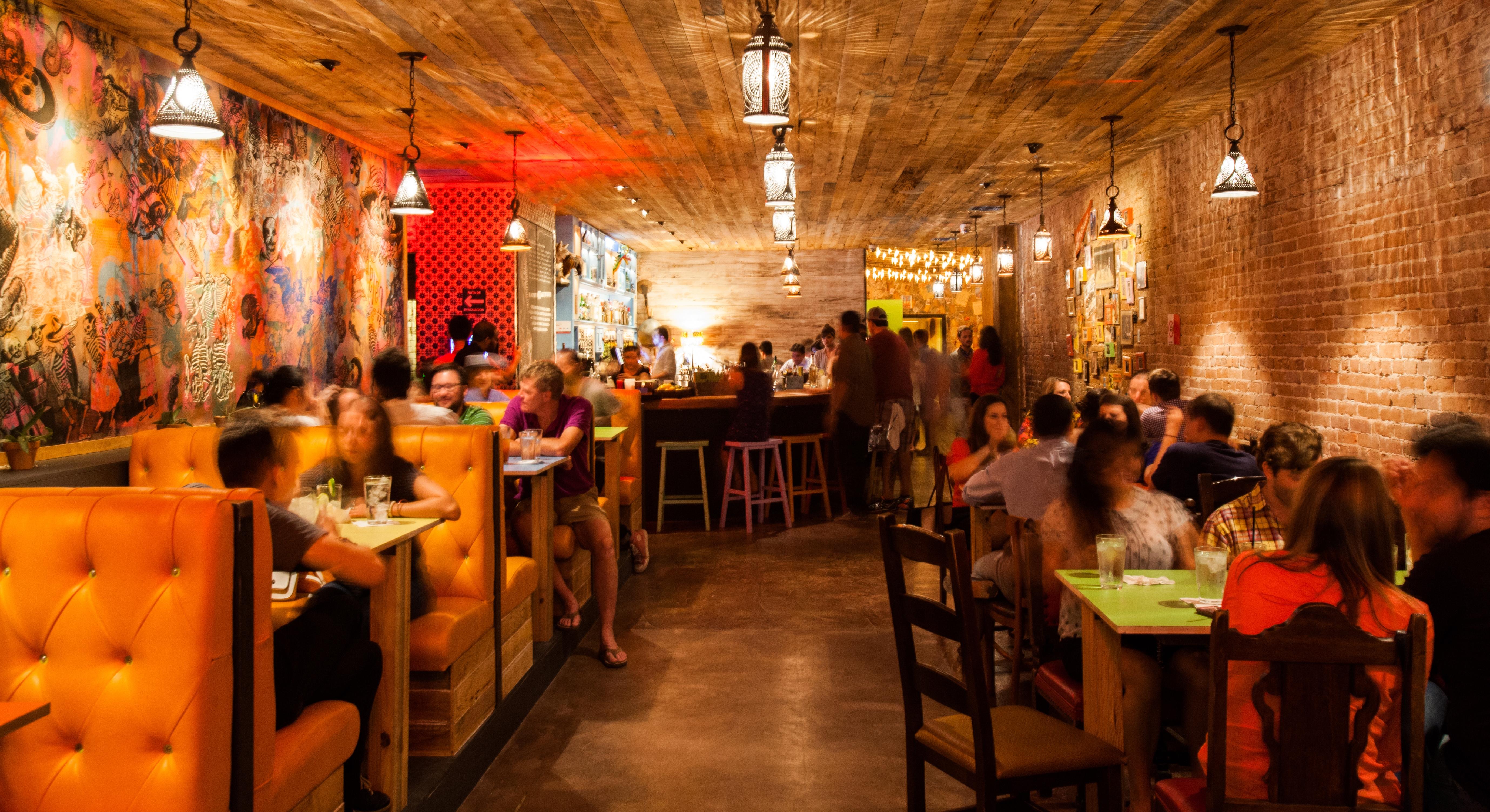 Best restaurant for dating in houston