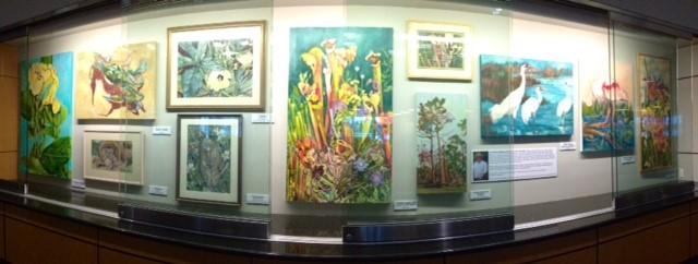 Coast Artists at Gulfport/Biloxi Airport