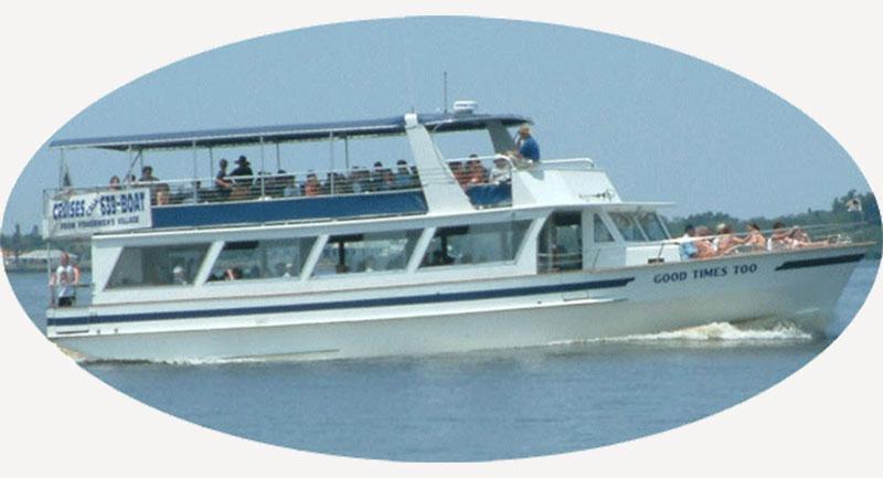 King Fisher Fleet Good Times Too