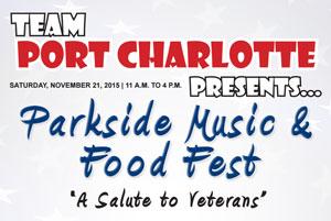 Parkside Music & Food Fest
