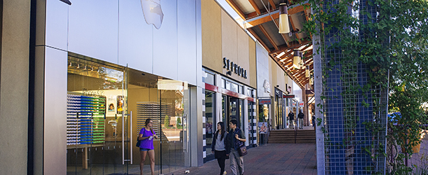 Twenty Ninth Street shopping