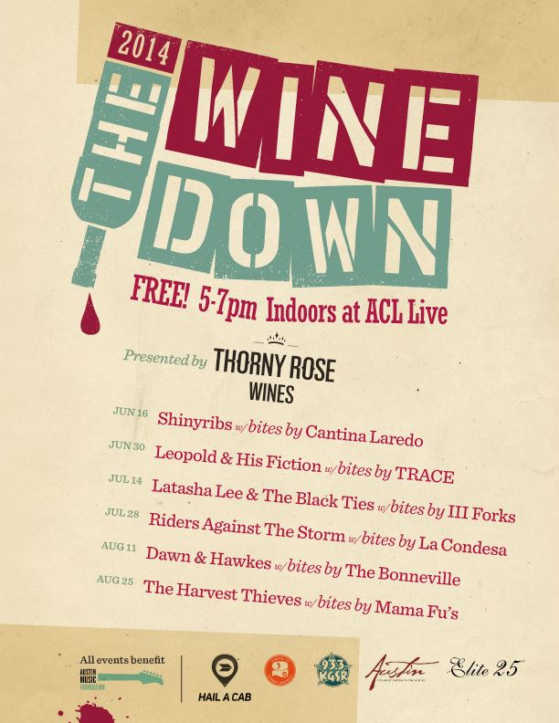 ACL Wine Down 2014