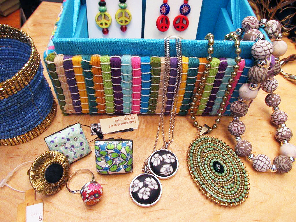 Austin Visitor Center Jewelry Specials