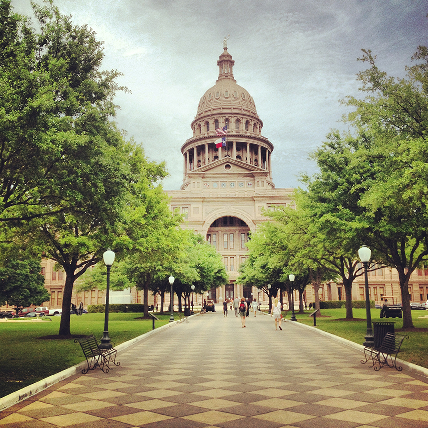 Tours Of The Capitol Building In Austin Tx