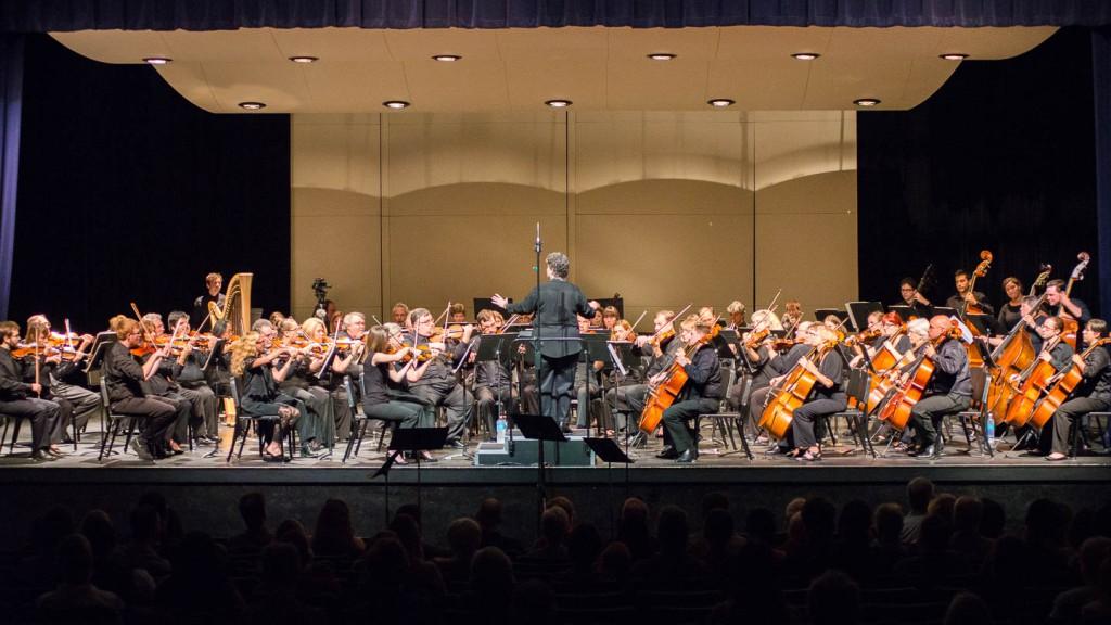 Austin Civic Orchestra. Photo by Rod Machen.