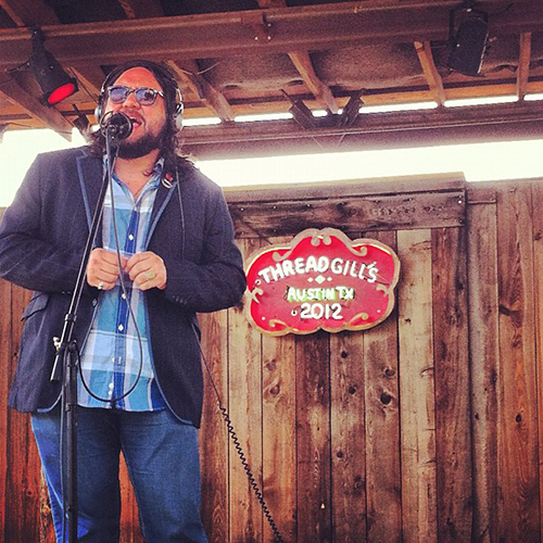 Nakia at Threadgills