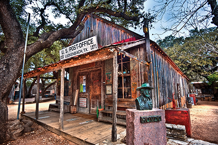 Photo courtesy Luckenbach Store, Thelonious Gonzo, Flickr; reproduced under Creative Commons 2.0