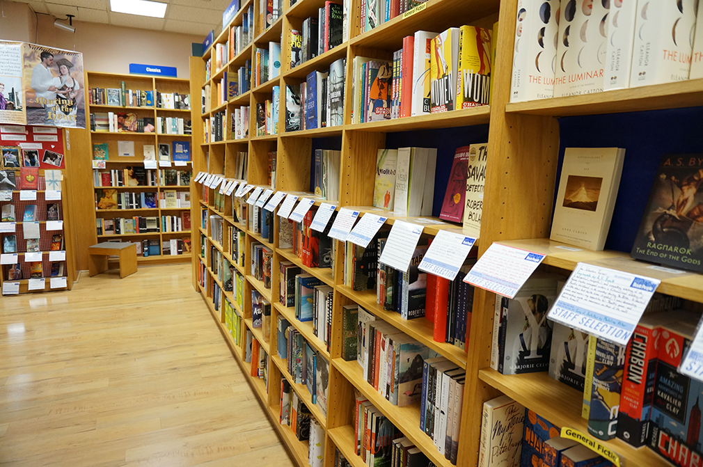 BookPeople - Epic Reads' Bookstore of the Month!
