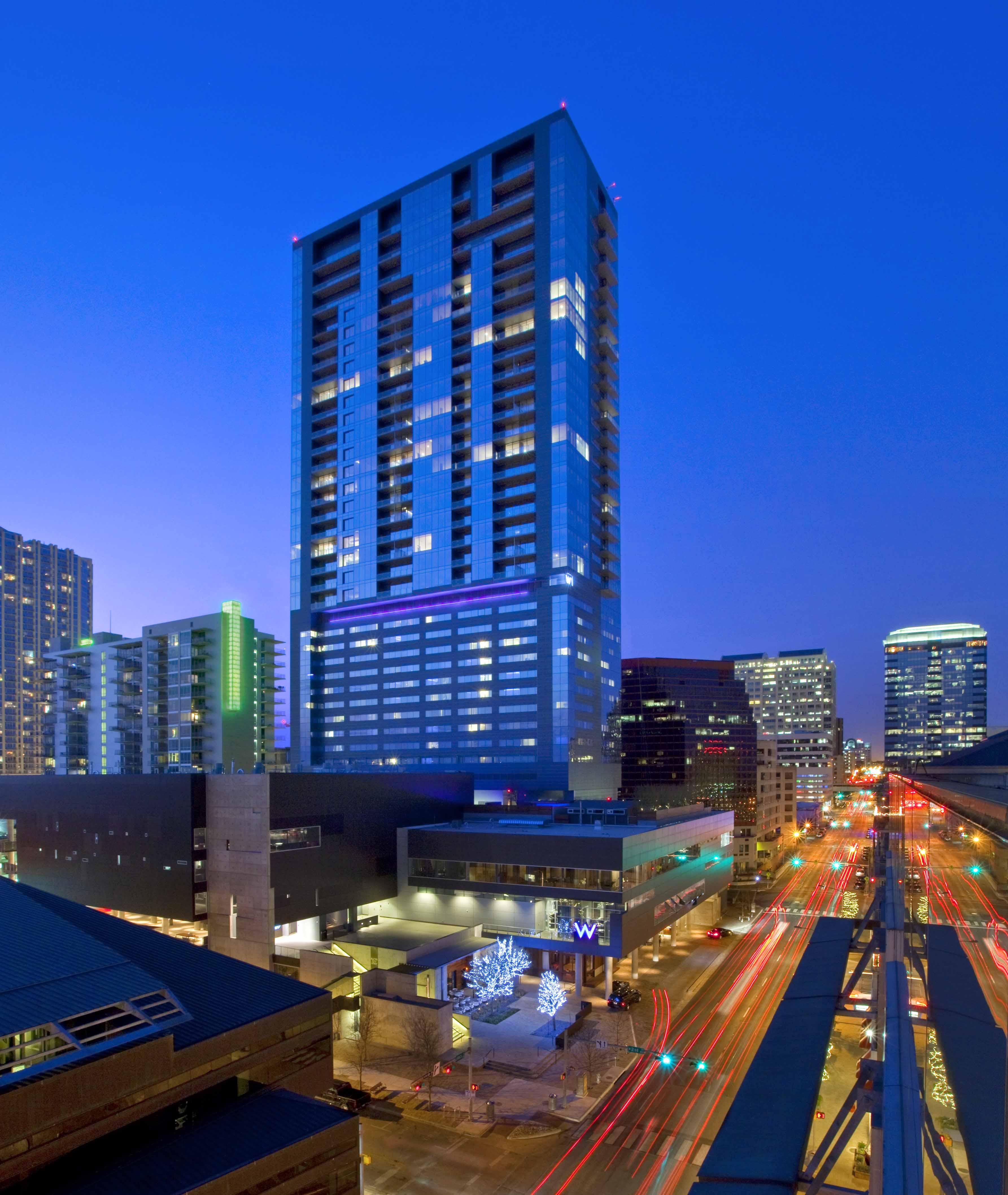 The W Austin Hotel