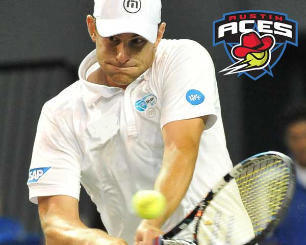 Andy Roddick, Photo Courtesy of Cedar Park Center