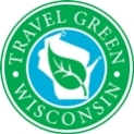 Travel Green Wisconsin Logo