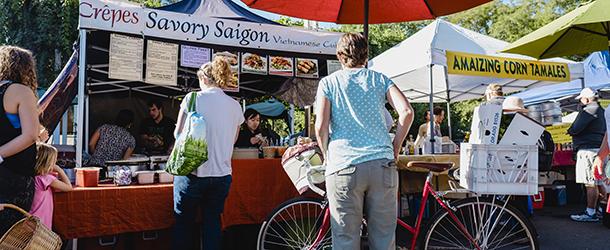Boulder Farmers Market Food Vendors