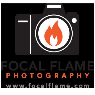 Focal Flame Logo