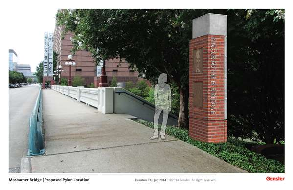 Mosbacher Monument Renderings