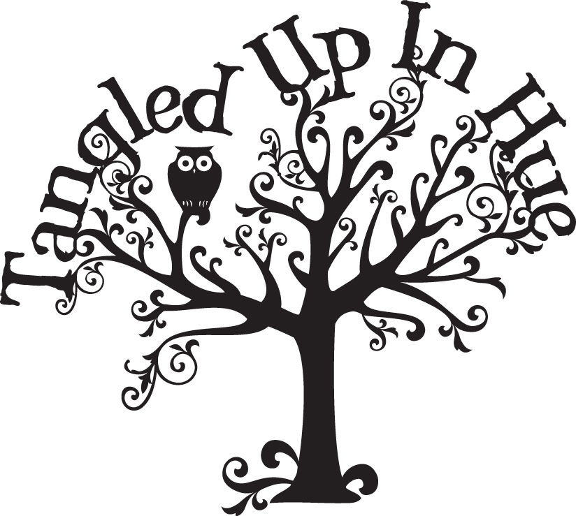 Tangled Up in Hue logo