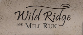 Wild Ridge and Mill Run logo