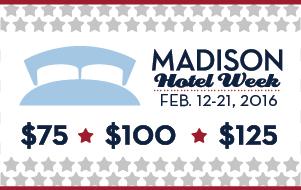 Madison Hotel Week :: Insider :: 2016