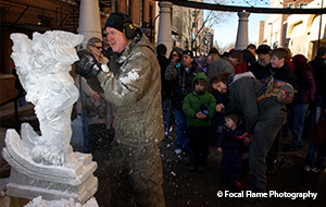 Madison Insider :: Ice Sculpture