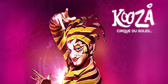 KOOZA Header Image