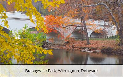 Brandywine Park, Wilmington, Delaware