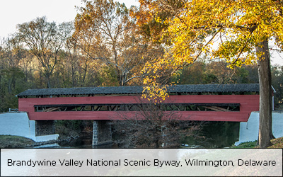 Brandywine Valley National Scenic Byway, Wilmington & the Brandywine Valley, Delaware