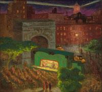 Helen Farr Sloan Delaware Art Museum WPA Theatre