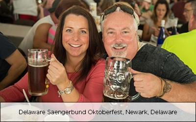 Delaware Saengerbund Oktoberfest, Newark, Delaware