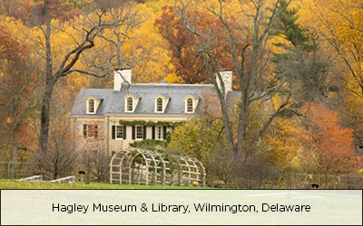 Hagley Museum and Library, Wilmington, Delaware