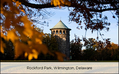 Rockford Park, Wilmington, Delaware