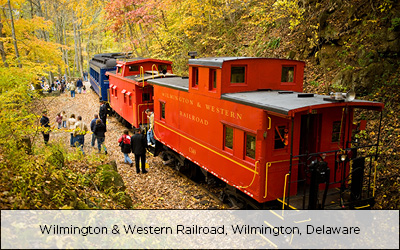 Wilmington & Western Railroad, Wilmington, Delaware