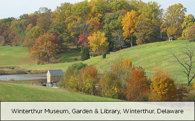 Winterthur Museum, Garden and Library, Winterthur, Delaware
