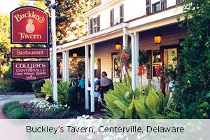 Buckley's Tavern, Centerville, Delaware