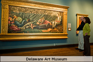 Delaware Art Museum Gallery