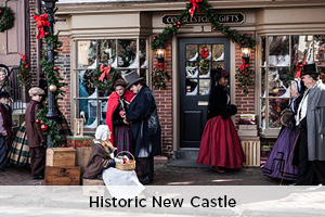 Dickens Experience Historic New Castle