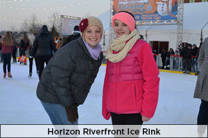 Horizon Riverfront Ice Rink