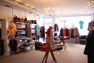 Peter Kate Store Interior