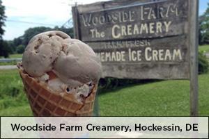 Woodside Farm Creamery, Hockessin, Delaware