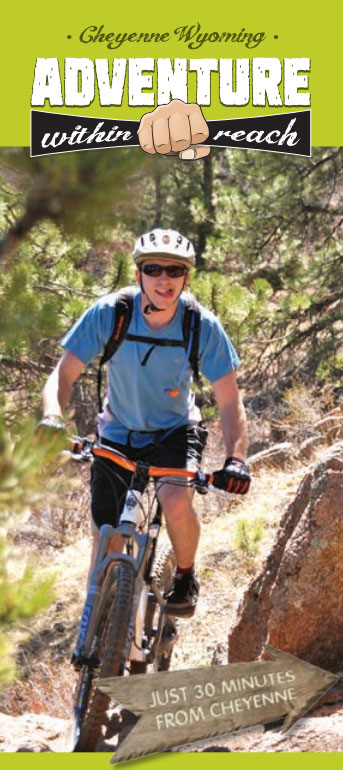 Outdoors Brochure: Adventure Within Reach