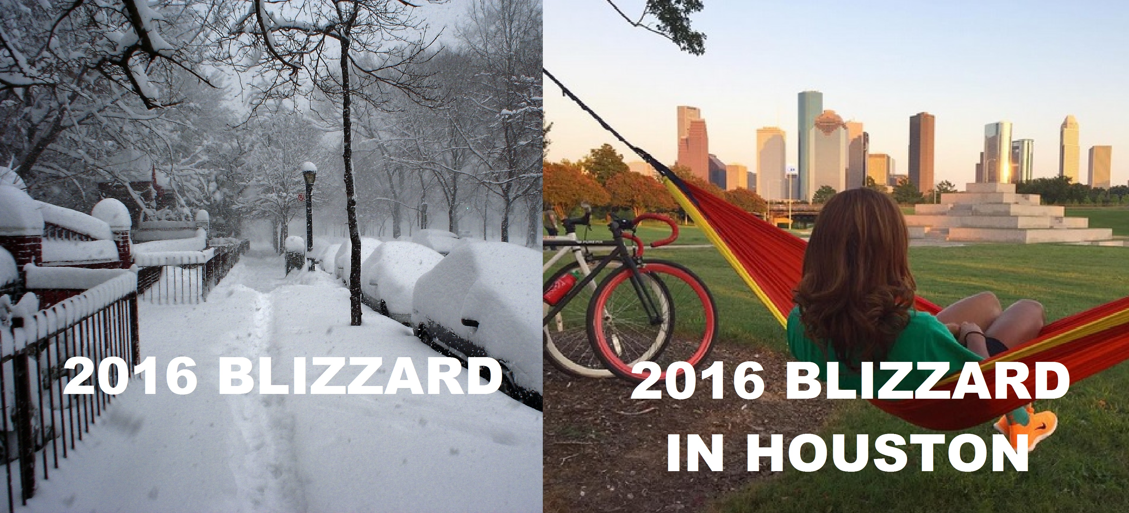 houston winter