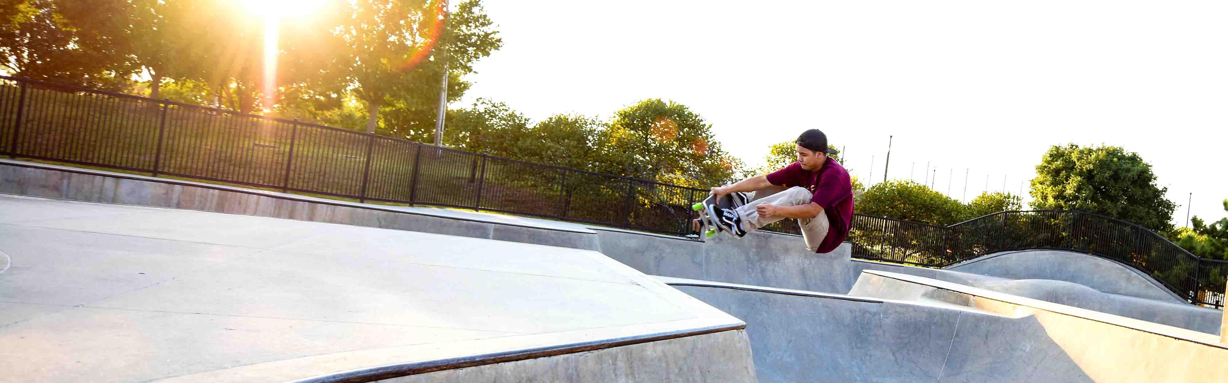 Mat Hoffman Action Sports Park 16:5