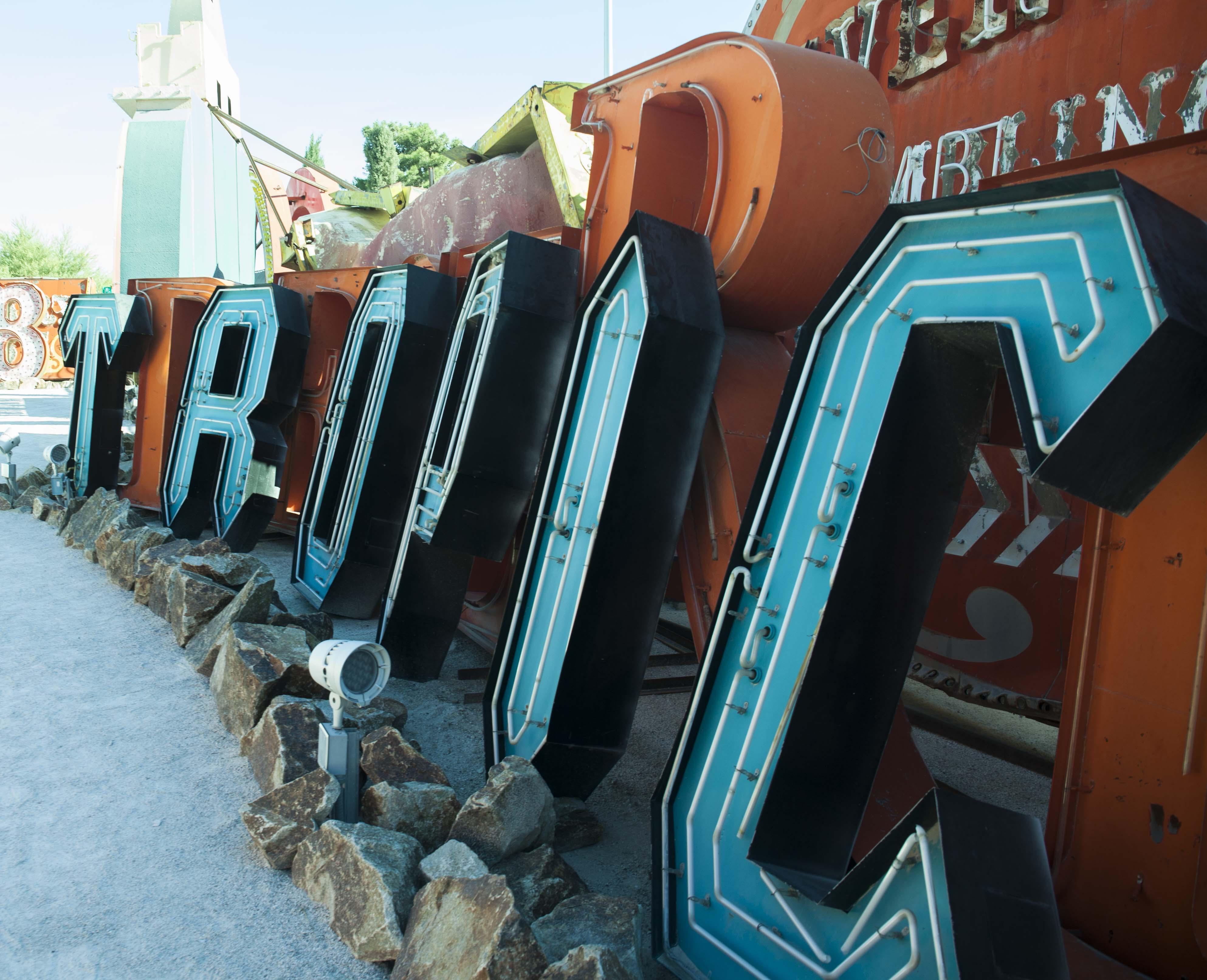 Neon Museum Tropicana