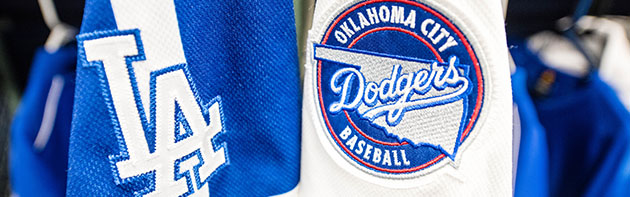 Oklahoma City Dodgers 16:5
