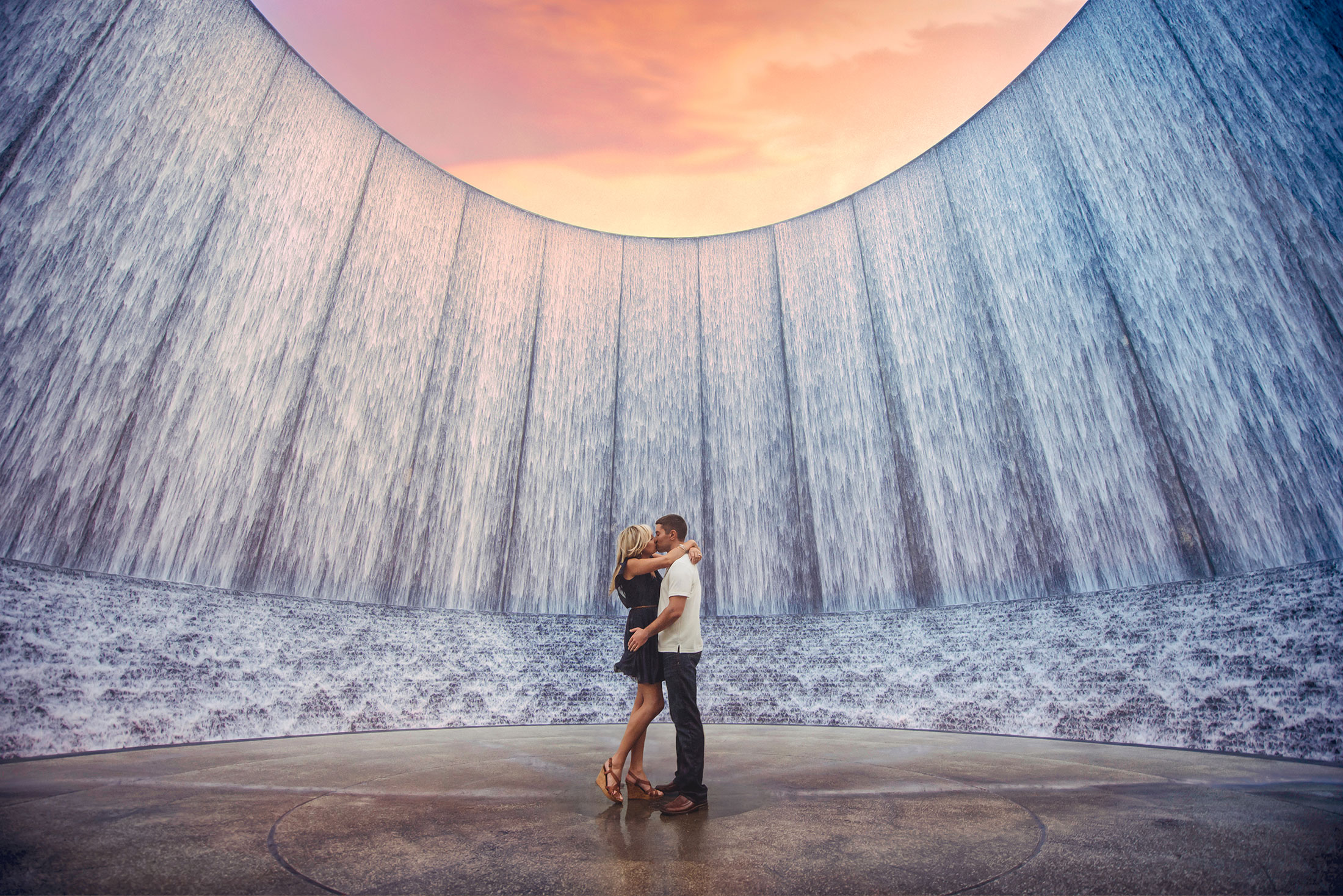 Engagement Ideas Waterwall