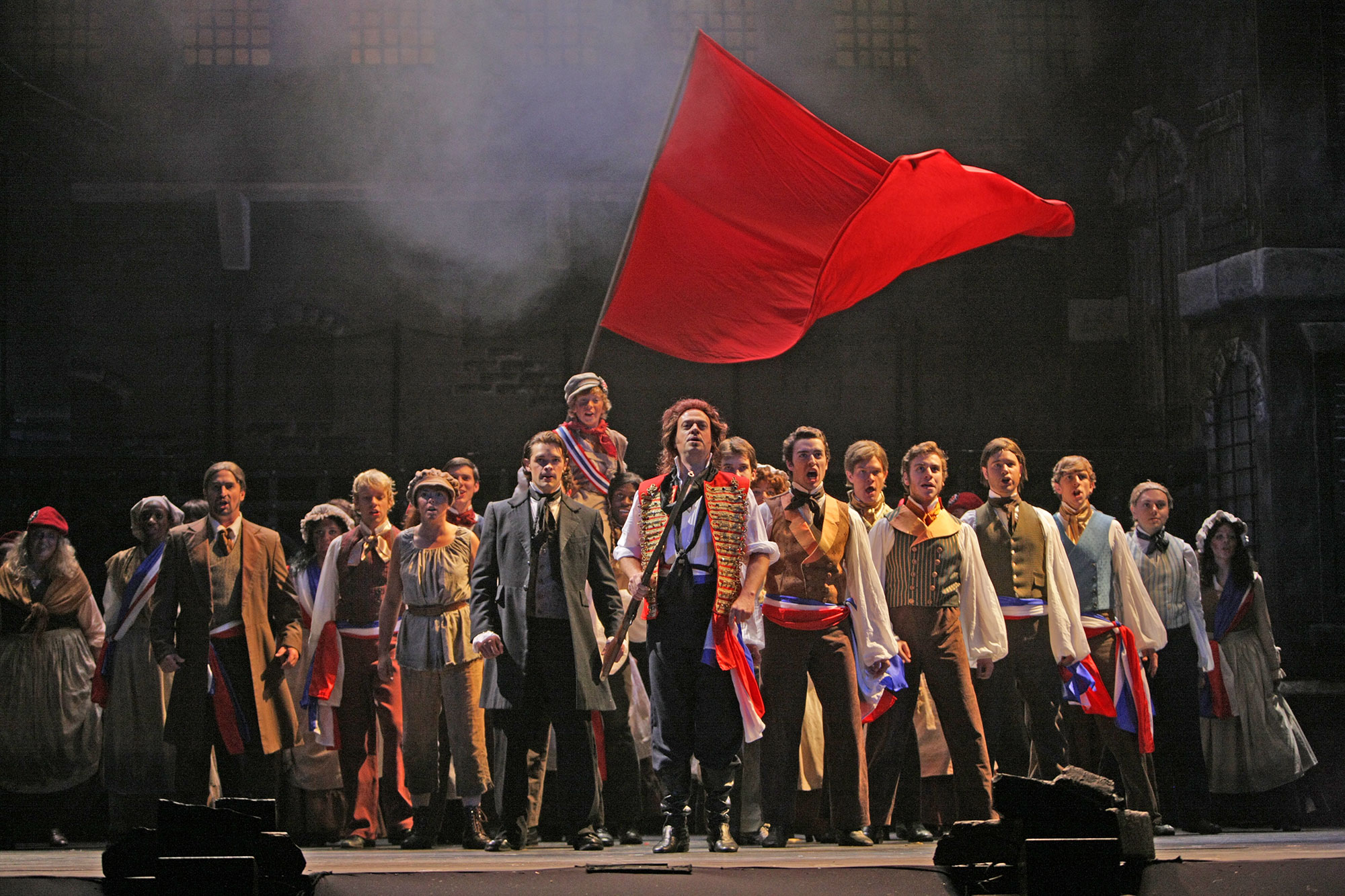 Music Theatre of Wichita LesMiserables