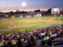 Lansing Lugnuts Baseball