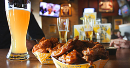 Lansing's Buffalo Wild Wings