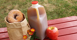 Cider takes many forms, as you'll find out at the Cider and Perry Festival in St. Johns.