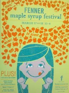 Fenner Maple Syrup Festival in Lansing