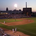 Lansing Lugnuts Baseball Game